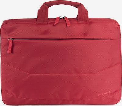 TUCANO Notebooktasche 'Notebook bag 15.6 inch' in rot, Produktansicht