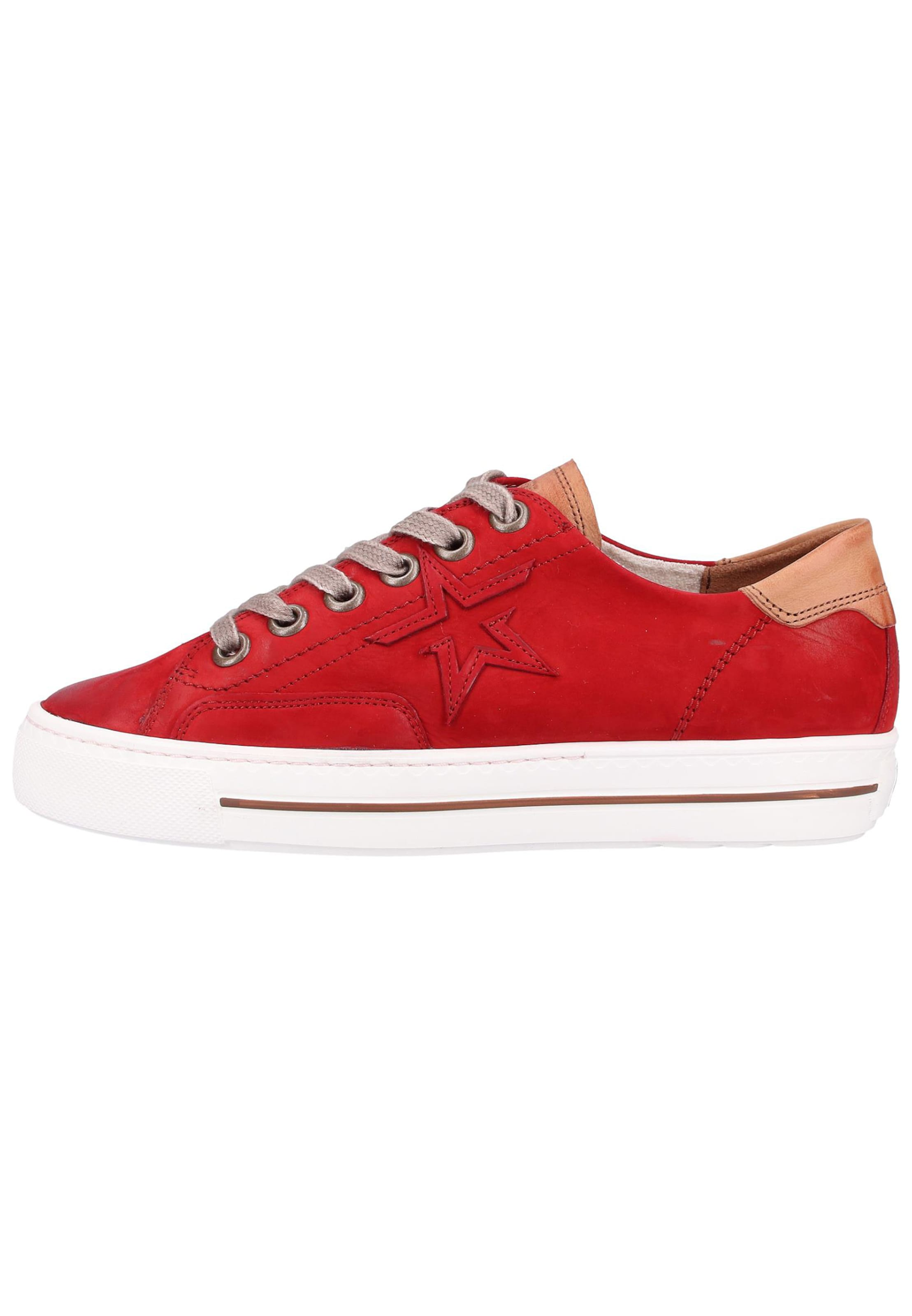 Paul Baskets Green Basses En Rouge sxrChdBtQ