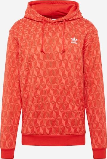 ADIDAS ORIGINALS Sweat-shirt en rouge orangé, Vue avec produit