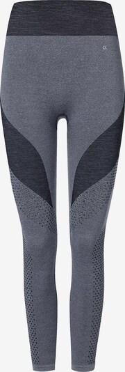 Calvin Klein Performance Sporttight in grau / schwarz, Produktansicht