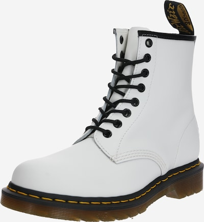 Dr. Martens Veterboots '1460 Smooth' in de kleur Wit, Productweergave