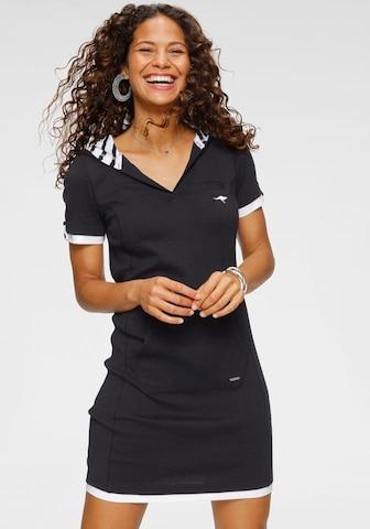KangaROOS Dress in Black