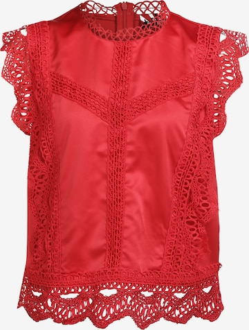 MYMO Blouse in Rood