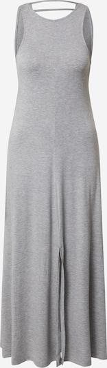 Noisy may Kleid in grau / graumeliert, Produktansicht