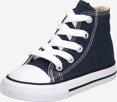 CONVERSE Sneaker 'Allstar HI' in navy / weiß, Produktansicht