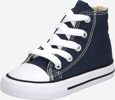 CONVERSE Baskets 'Allstar HI' en bleu marine / blanc, Vue avec produit