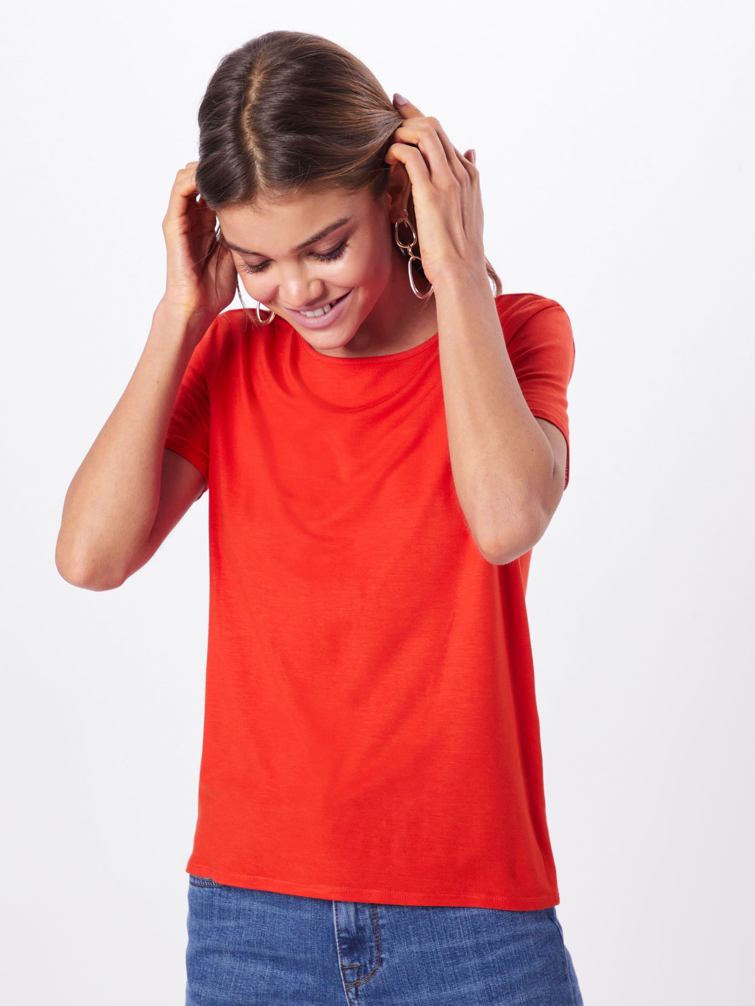 May In 'behanna' Noisy T shirt Feuerrot shtQrdC