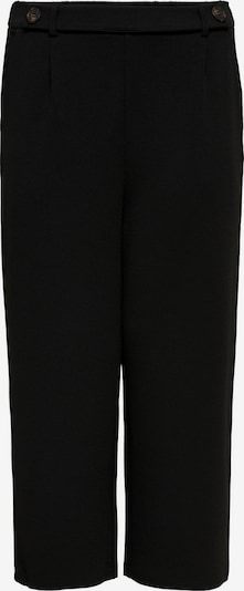 ONLY Carmakoma Hose 'CARBETTY CROPPED WIDE PANT' in schwarz, Produktansicht
