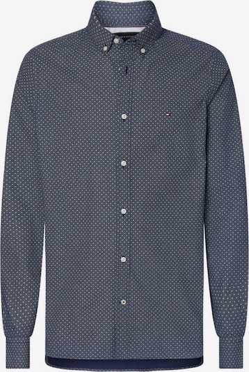 TOMMY HILFIGER Hemden in marine / hellblau, Produktansicht