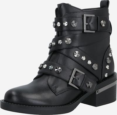 GUESS Biker Boots in schwarz, Produktansicht
