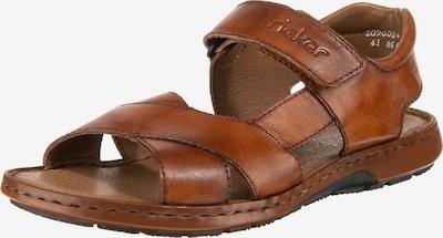RIEKER Sandalen in de kleur Karamel, Productweergave
