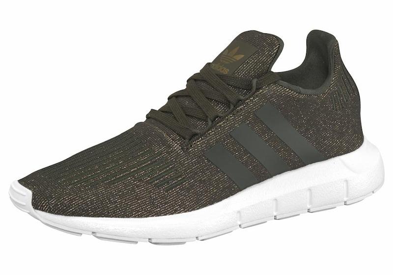 ADIDAS ORIGINALS Sneaker 'Swift Run W' in oliv