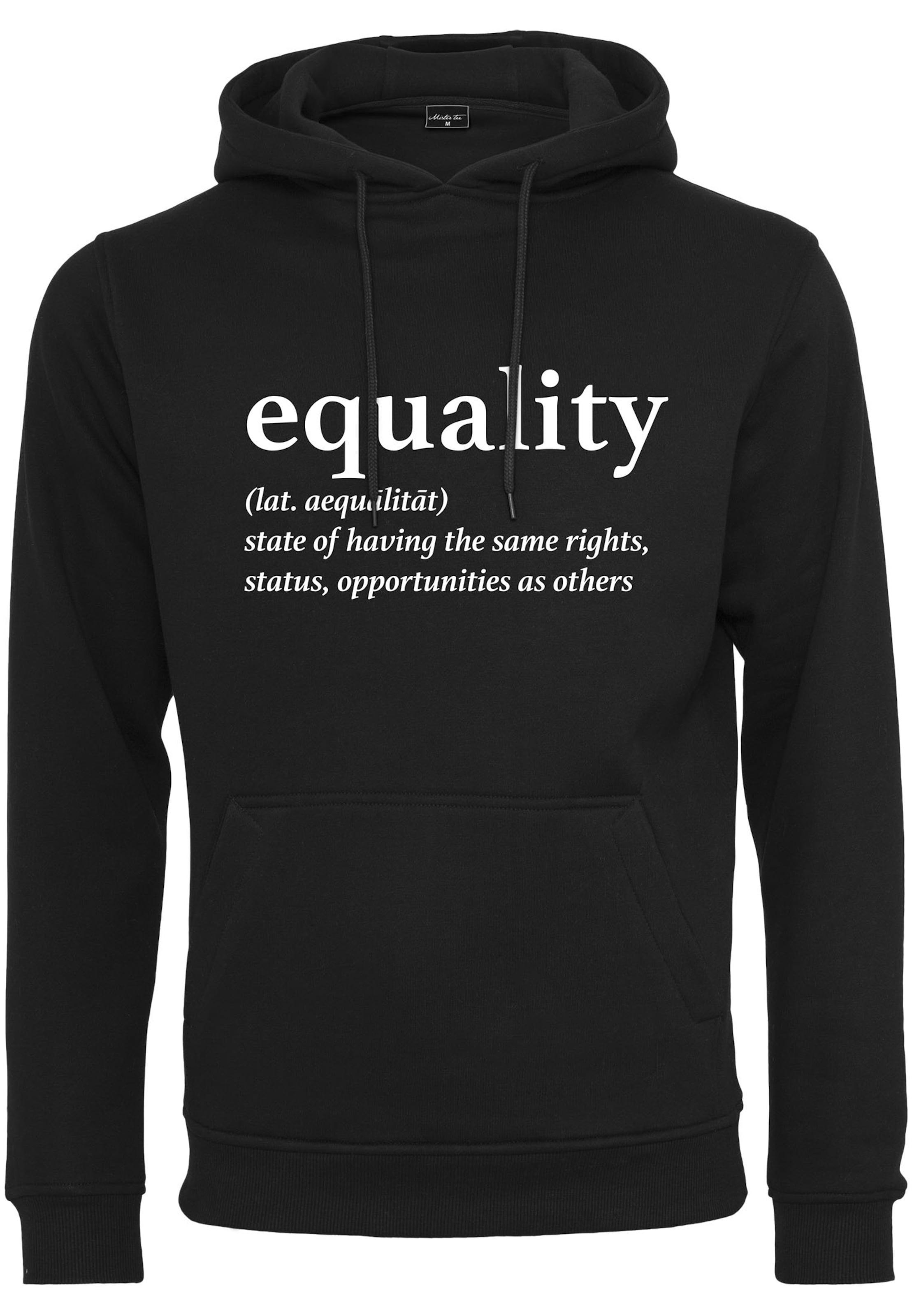 In Definition' 'equality Merchcode Schwarz Hoody kTOZiuPX