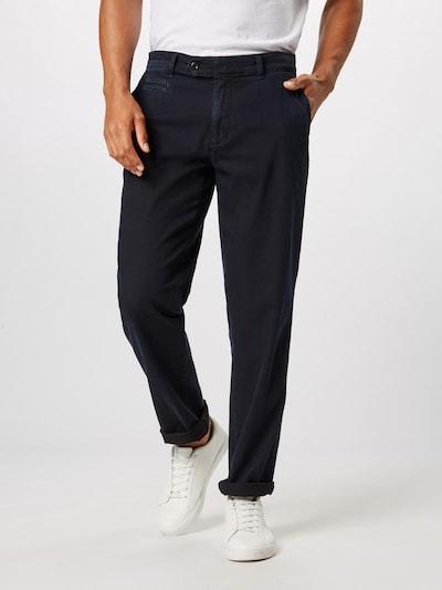 BRAX Jeans 'everest' in black denim, Modelansicht