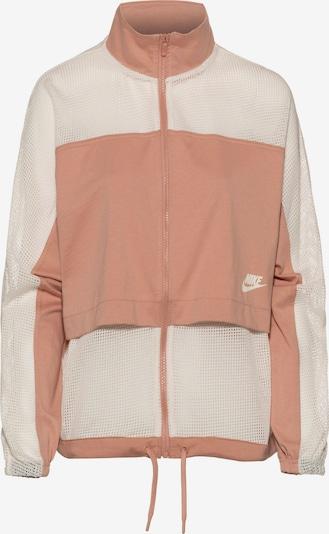 Nike Sportswear Jacke in beige / rosé, Produktansicht