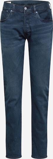 LEVI'S Jean '501 Original Fit' en bleu foncé, Vue avec produit