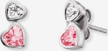 Engelsrufer Ohrstecker 'Herz' in Silber