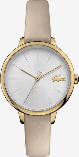 LACOSTE Uhr in beige, Produktansicht