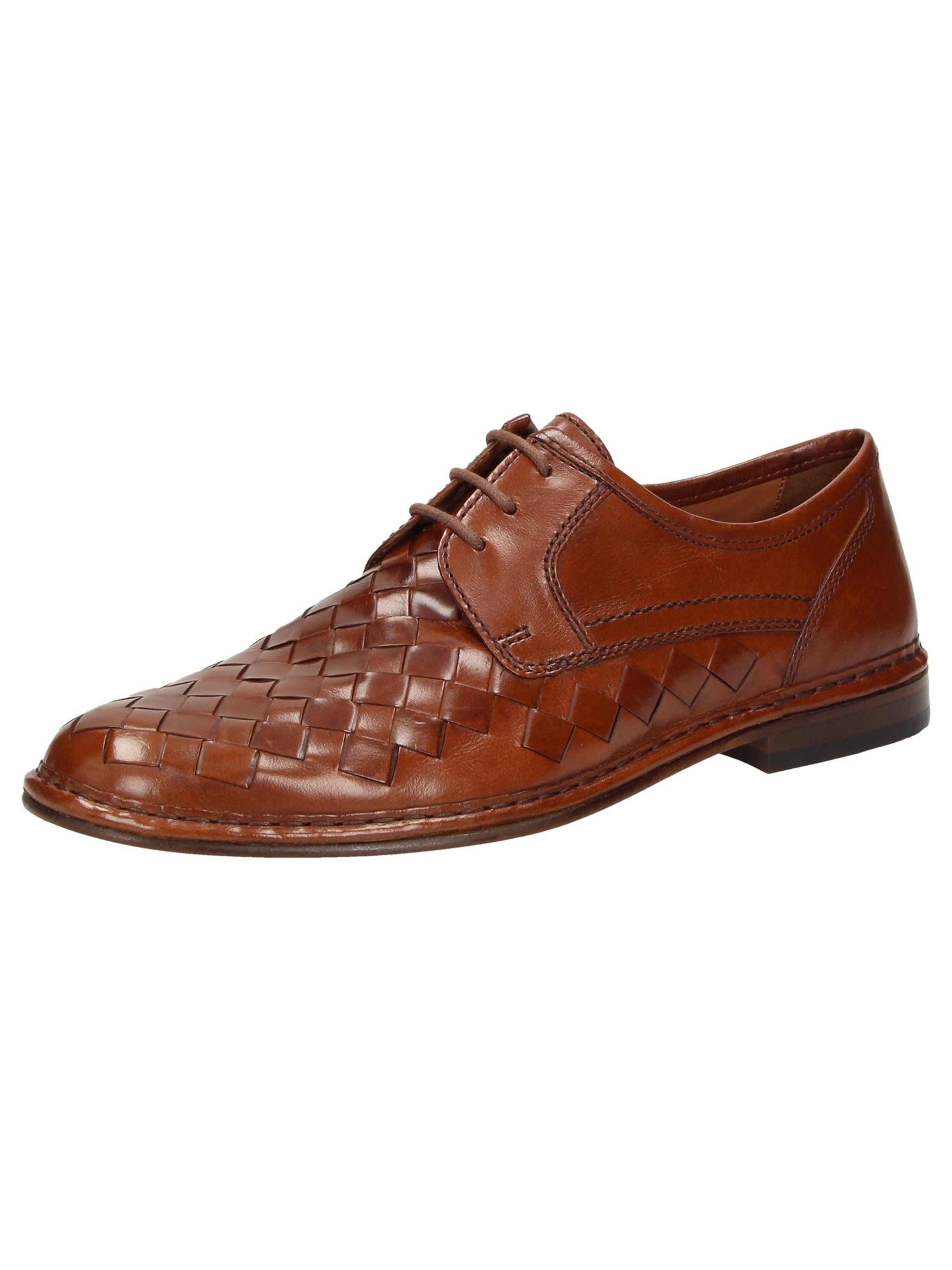 SIOUX Schnürschuh Alarich Verschleißfeste billige Schuhe
