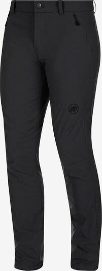 MAMMUT Hose in schwarz, Produktansicht