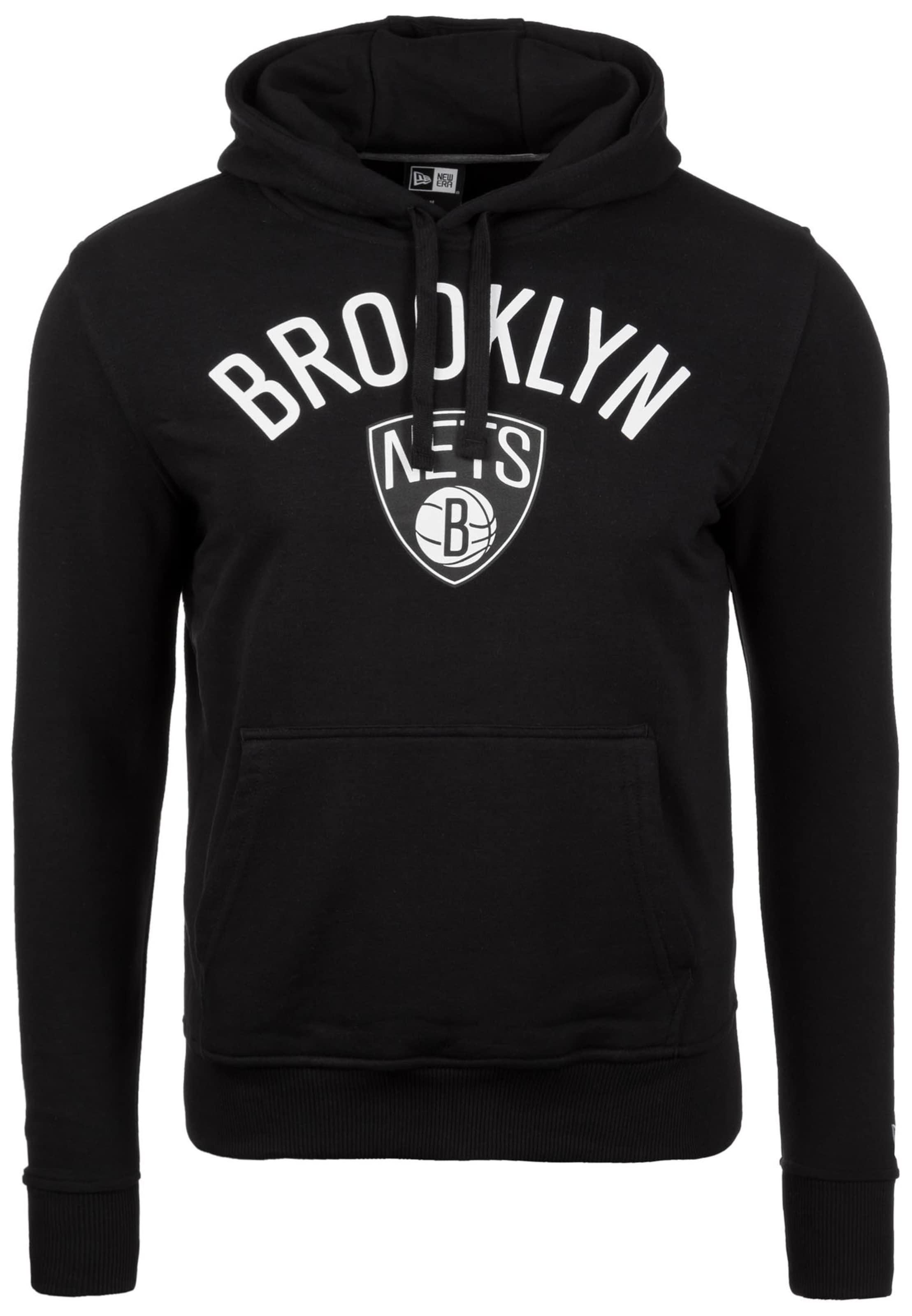shirt Nets' En New 'brooklyn Era NoirBlanc Sweat orxBdCWe