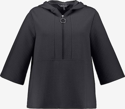 Ulla Popken Sweatshirt in de kleur Donkergrijs, Productweergave