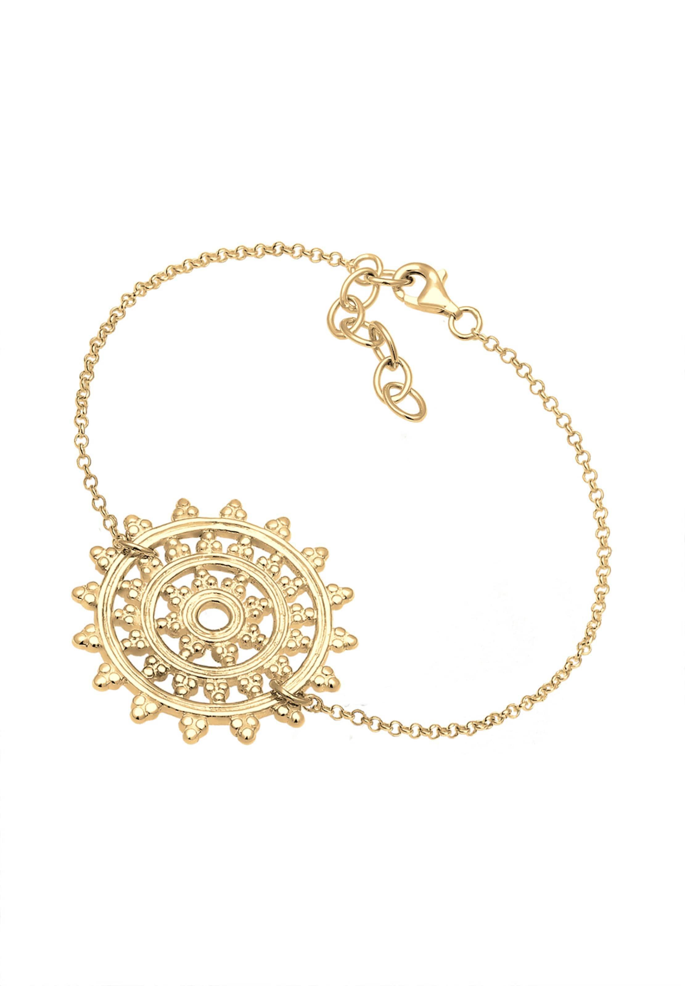 Elli 'ornamentSonne' In 'ornamentSonne' Armband Gold 'ornamentSonne' Armband In Armband Elli Gold Elli f7ybIY6gv