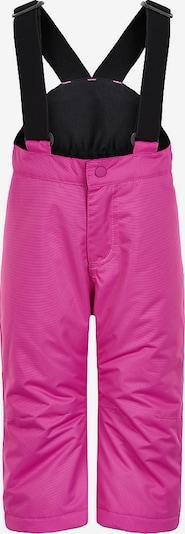 COLOR KIDS Skihose in pink / schwarz, Produktansicht