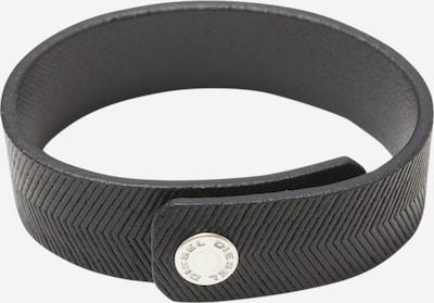 DIESEL Náramek 'A-SPIGA' - černá, Produkt