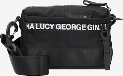George Gina & Lucy Sac à bandoulière 'Yma' en noir / blanc, Vue avec produit