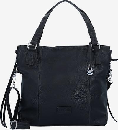 L.CREDI Schultertasche 'Venezia' in schwarz, Produktansicht