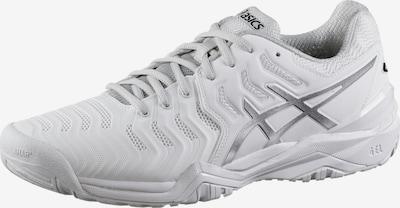 ASICS Schuh in silber / weiß, Produktansicht