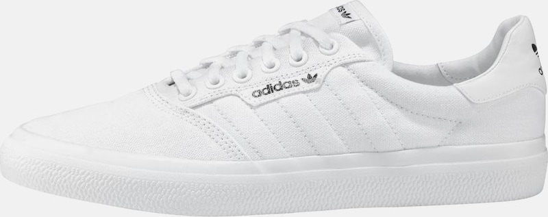 Mc' Baskets Basses En Originals Blanc Adidas '3 zqSGUMVp
