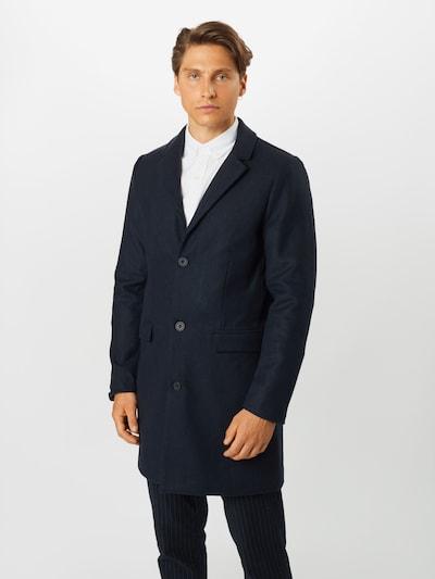 Palton de primăvară-toamnă Casual Friday pe navy, Vizualizare model