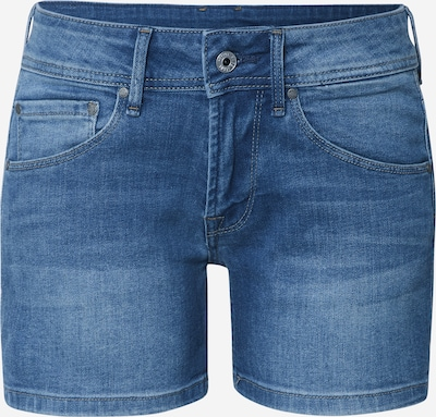 Pepe Jeans Jeansshorts 'Siouxie' in blau, Produktansicht