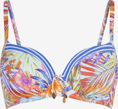 LingaDore Bikinitop 'BOSSA' in mischfarben, Produktansicht