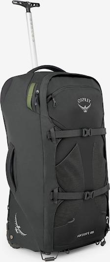 Osprey Trolley 'Farpoint Wheels 65' in schwarz, Produktansicht