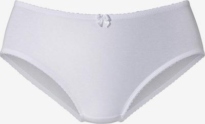 NUANCE Slip in de kleur Wit: Vooraanzicht