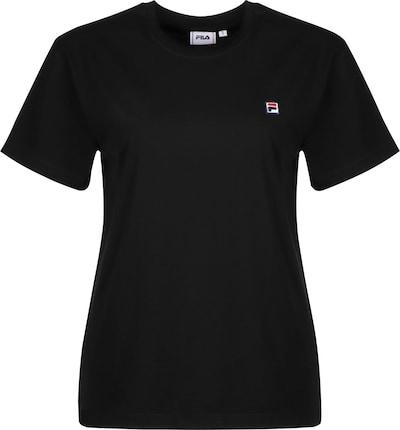 FILA T-Shirt ' Nova Cropped W ' in schwarz, Produktansicht