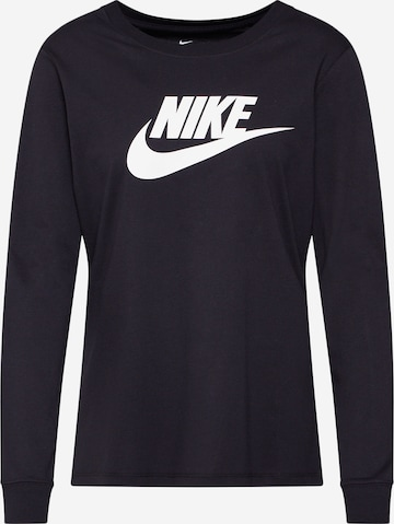 Maglietta di Nike Sportswear in nero