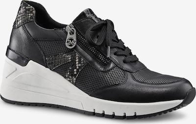 MARCO TOZZI by GUIDO MARIA KRETSCHMER Sneaker in braun / schwarz, Produktansicht