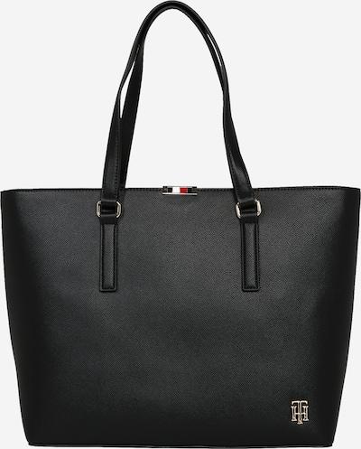 TOMMY HILFIGER Shopper 'SAFFIANO TOTE' in schwarz, Produktansicht