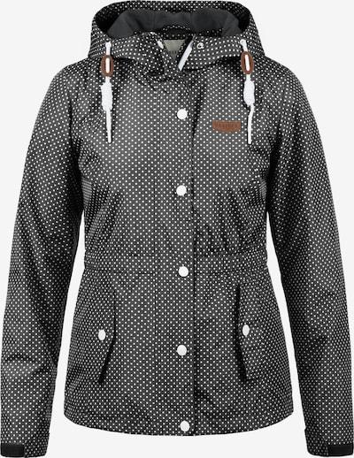 Desires Jacke 'Toni' in schwarz / weiß, Produktansicht