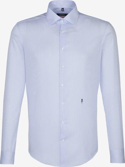 SEIDENSTICKER City-Hemd 'Modern' in hellblau / weiß, Produktansicht