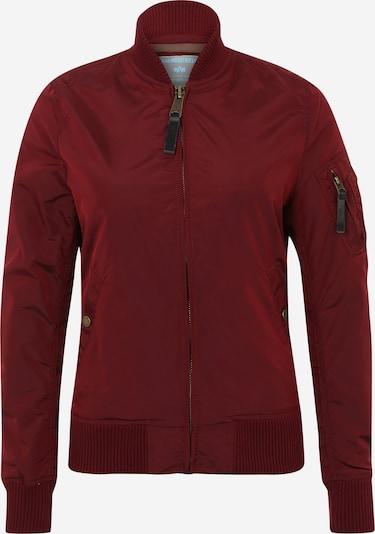 ALPHA INDUSTRIES Between-Season Jacket 'MA-1 TT WMN' in Burgundy, Item view