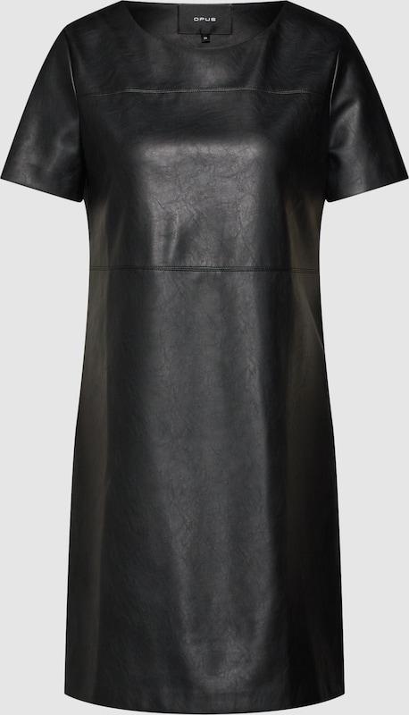 OPUS Kleid 'Wasine' in schwarz  Mode neue Kleidung