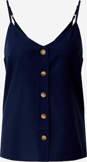 TOM TAILOR DENIM Top in navy, Produktansicht