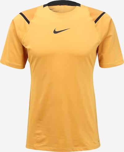 NIKE Funkční tričko - hořčicová, Produkt