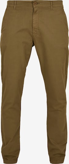 Urban Classics Hose 'Performance Chino' in oliv, Produktansicht