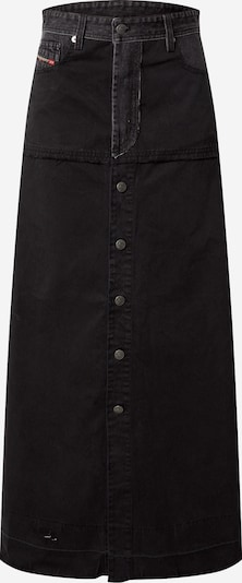 DIESEL Suknja 'O-Misty' u crna, Pregled proizvoda
